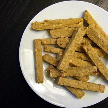 Chickpea Fries 1