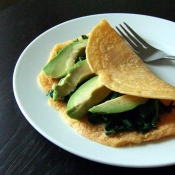 Lentil Crepes 1